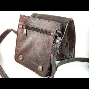 Handbags - Leather Cross body Bag, Leather Purse, Brand new